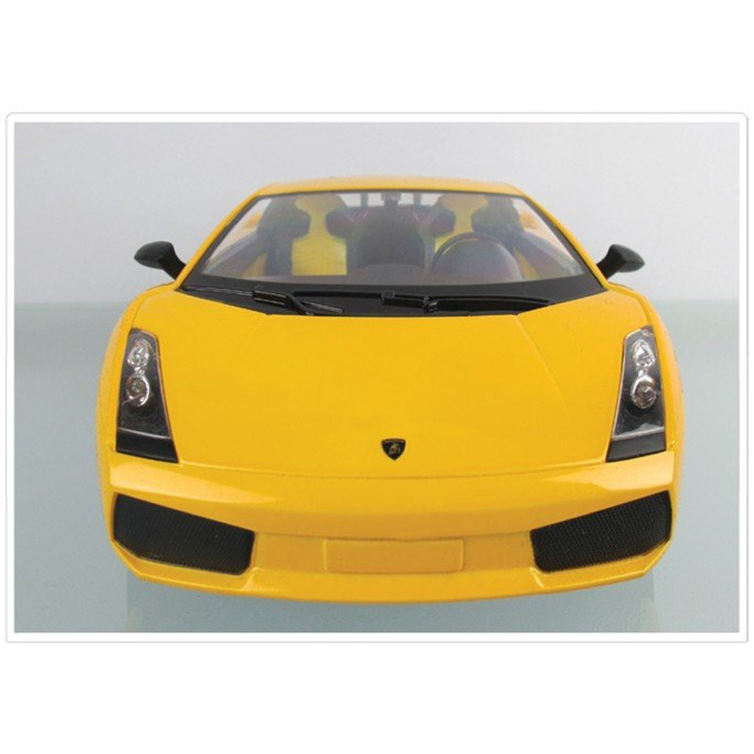 "11"" 1:14 Lamboighini Superleggera Yellow R C Radio Control Car (Gift Idea) RC Car R C Car Radio... by"