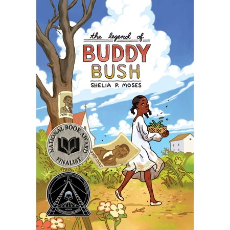 The Legend of Buddy Bush](Moses And The Burning Bush Craft)
