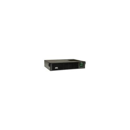 Tripp Lite UPS Smart 750VA 450W Rackmount AVR 120V Pure Sign Wave USB DB9 SNMP 2URM