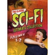 The Classic Sci-Fi Ultimate Collection 1 & 2 (DVD)