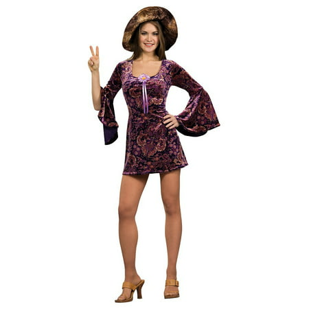 60s Girl Adult Costume - Standard