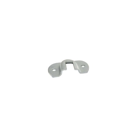Parts Radiator Support - MACs Auto Parts Premier  Products 32-24564 Radiator Support Rod Brackets - On Firewall - Cadmium - Ford Passenger
