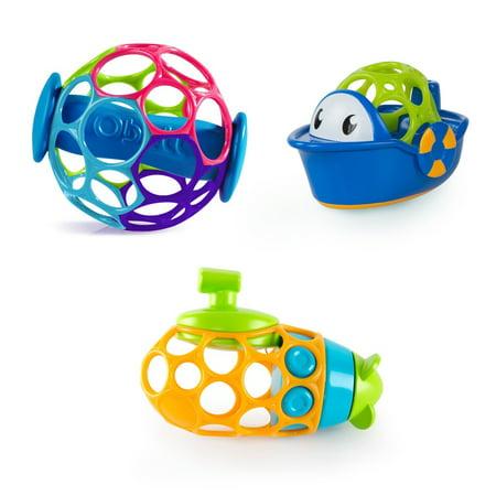 Oball Splash Essentials Gift Set