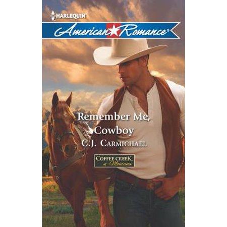 Remember Me, Cowboy - eBook