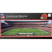 MasterPieces Cleveland Browns 1000PC Panoramic Puzzle