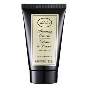 The art of shaving shave cream, unscented, 1.5 oz