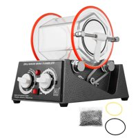 VEVOR Magnetic Tumbler Magnetic Polisher 5 Speed Control Jewelry Polisher
