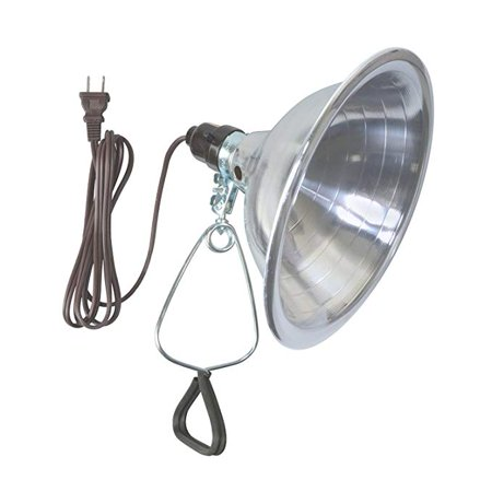 Work Light Set (151SW 150-Watt Clamp Light with 8.5-Inch Reflector and 6-Foot 18/2 SPT-2 Cord )