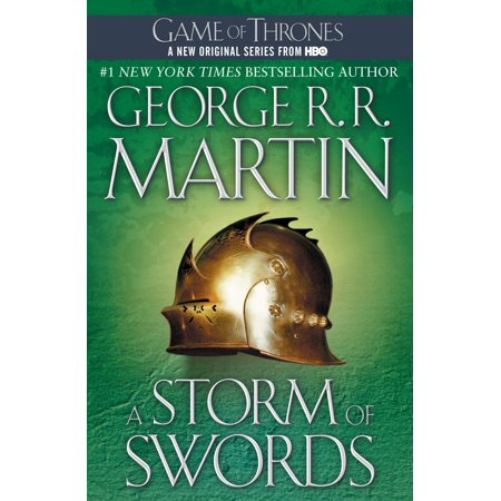 A Storm of Swords : A Song of Ice and Fire: Book