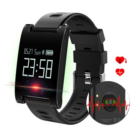 new rate newest pedometer watches fitness band bracelet monitor screen watch heart touch pressure store blood smart product
