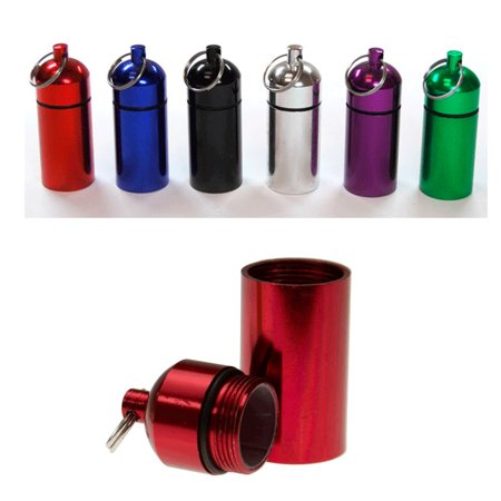 12 Pc Bison Tubes Geocaching Containers Supplies Micro Geocache Regular Size 2 5