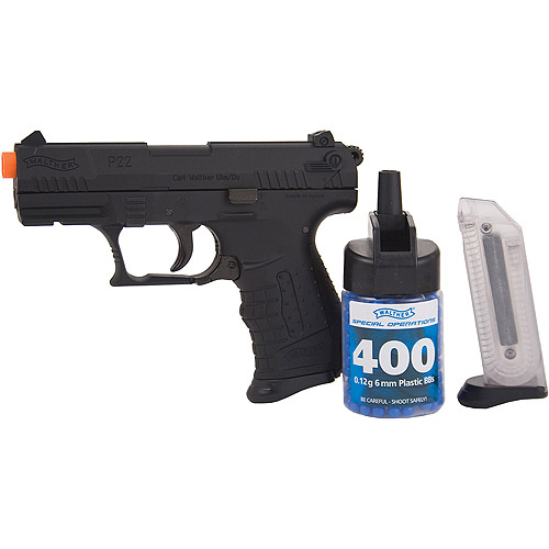 Umarex Walther P22 Black Airsoft