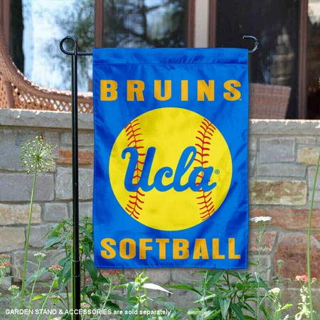 UCLA Softball Garden Yard Flag