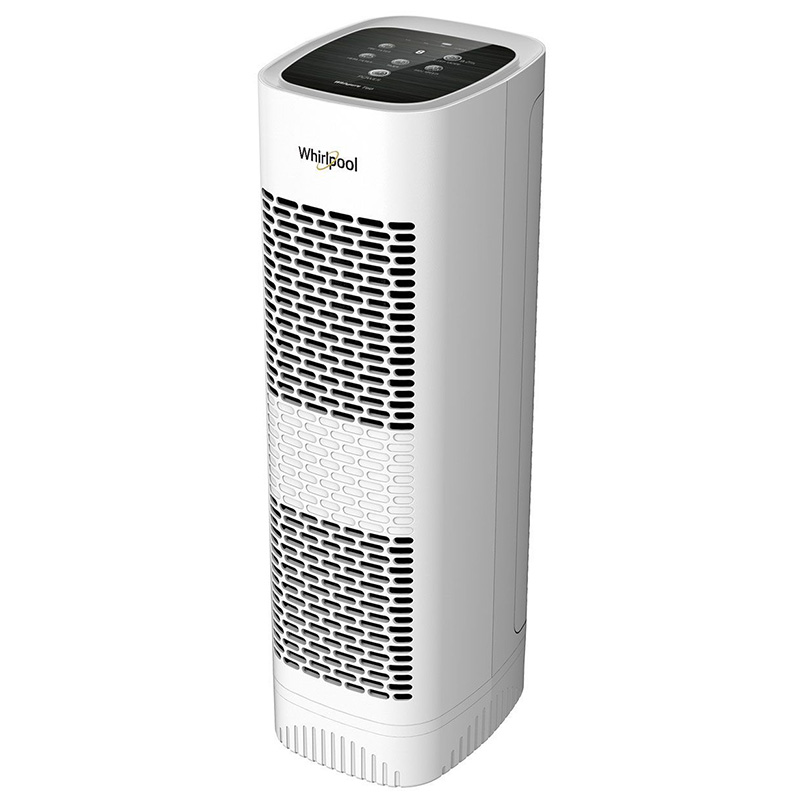 Whirlpool Whispure Air Purifier WPT80P Large Tower with Special Anti-bacteria Activated Charcoal Pre-filter Whishield™ Anti-bacteria Activated Charcoal Pre-filter
