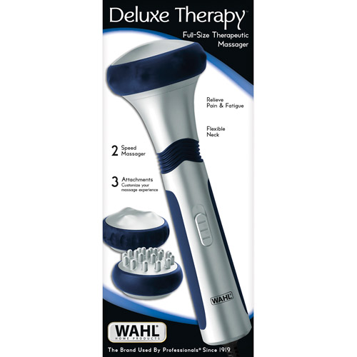 WAHL Deluxe Wand Full Size Therapeutic Massager, Model 4296