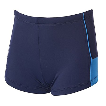 - Aqua Sphere Noah Boys Square Leg Swim Short, Navy Blue/Light Blue,14Y