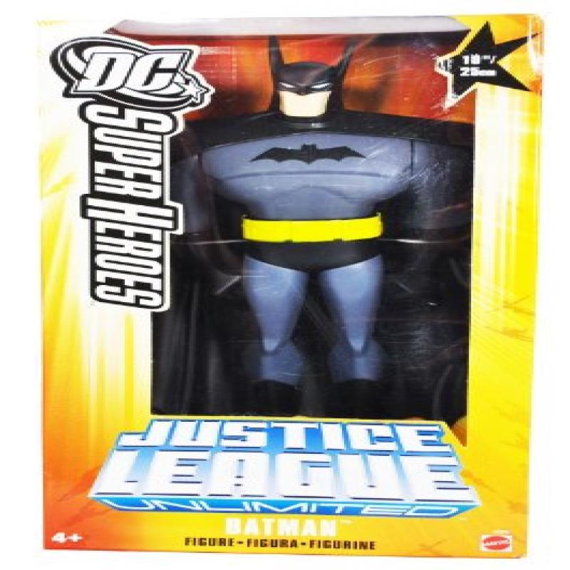Mattel Dc Heroes Roto Figure Batman by