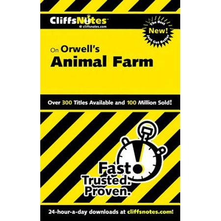 Scottish Farm - CliffsNotes on Orwell's Animal Farm