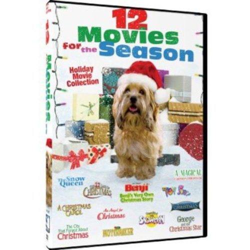 12 Movies For The Season: Holiday Movie Collection
