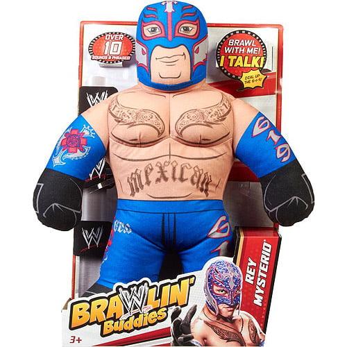 WWE Brawlin' Buddies, Rey Mysterio