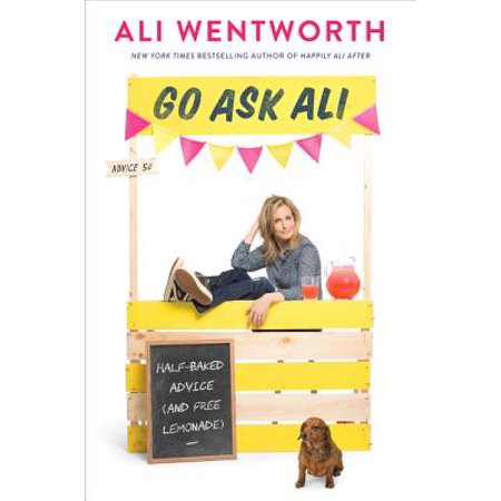 Go Ask Ali : Half-Baked Advice (and Free