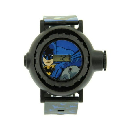 DC Comics Batman Projector Digital Watch for Kids