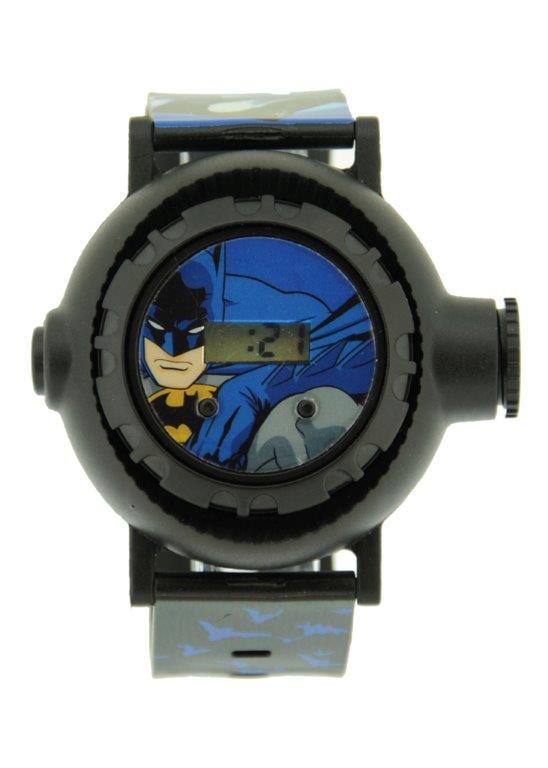 DC Comics Batman Projector Digital Watch for Kids