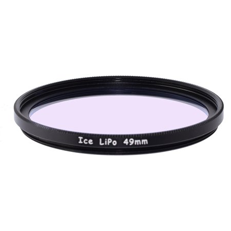 ICE 49mm LiPo Filter Light Pollution Reduction for Night Sky/Star