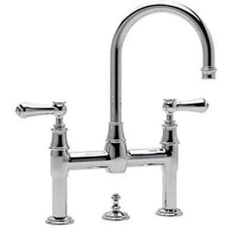 Rohl U3708 Perrin And Rowe Bridge Bathroom Faucet Available In Various Colors