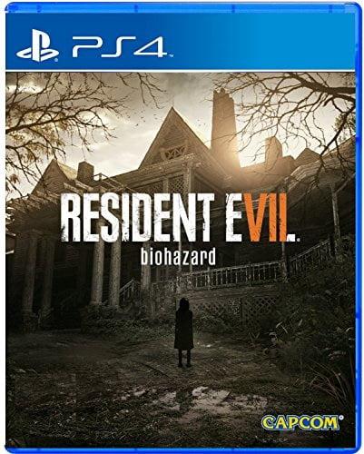 Resident Evil 7 : Biohazard (Voice: English Spanish French Italian German Japanese,... by