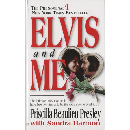 Elvis and Me : The True Story of the Love Between Priscilla Presley and the King of Rock N' - Priscilla Presley Halloween