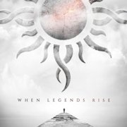 Godsmack - When Legends Rise - CD