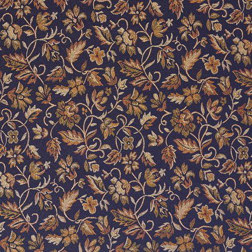 Wildon Home Brocade Floral Fabric