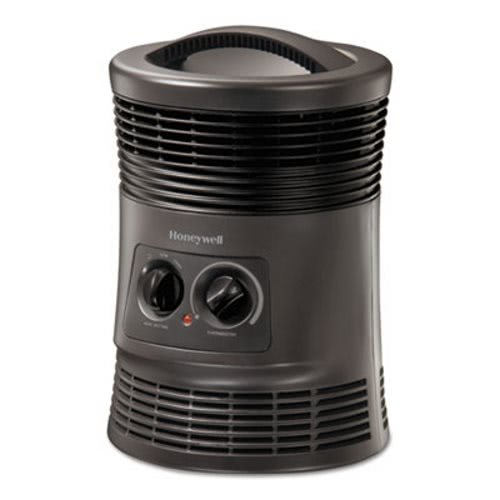 Honeywell 360 Surround Fan Forced Heater, 9 x 9 x 12, Gray (HWLHHF360V)