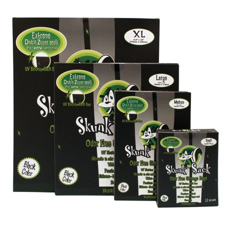 6pc 8 5 X10 Skunk Sack Storage Bag