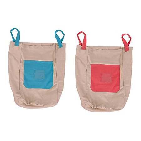 3bcd5252d Pacific Play Tents Cotton Canvas Jumping Sacks - Set Of 2 Bags, 26