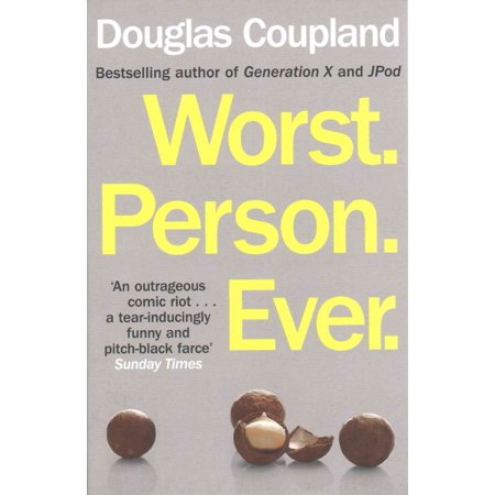 Worst. Person. Ever. (Paperback) - Cutest Person Ever