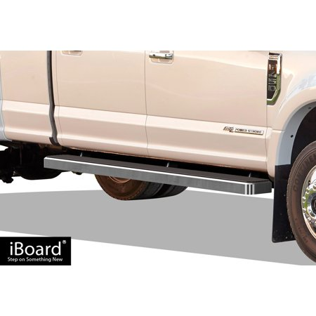 iBoard Running Board for Selected Ford F250/F350 SuperDuty Crew Cab 2008 Ford F350 Crew Cab