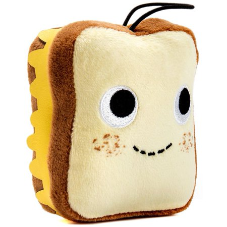 Yummy World Delicious Treats Gary Grilled Cheese Sandwich Small Plush