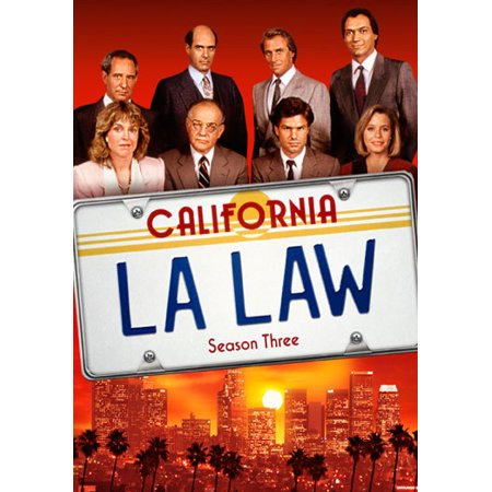 L.A. Law: Season Three (Full Frame)