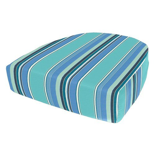 Cushion Source 19 5 X 20 In Striped Deep Seating