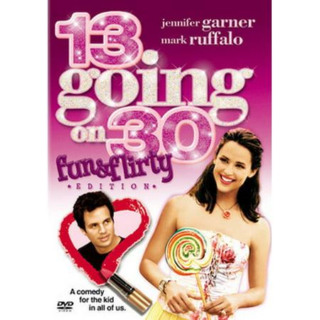 13 Going On 30 (DVD) (Go Diego Go Halloween Movie)