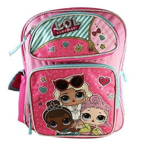 L.O.L Surprise! Large School Backpack 16\'