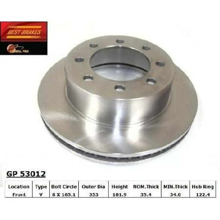 121.67061 ROTOR (Best Brake Rotor Material)