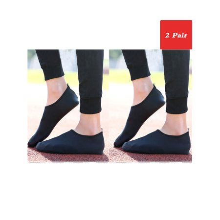NK FASHION 2 Pair Men Women New Beach Shoes Water Sport Diving Socks Yoga Socks Soft Outdoor Swimming Shoes Anti-slip Dry Aqua