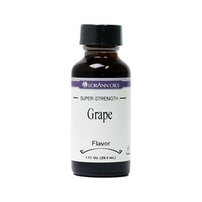 Grape Flavoring for hard candy, chocolate, lip balm, and Gumdrops 1 oz - National Cake Supply - Halloween Candy Cakes