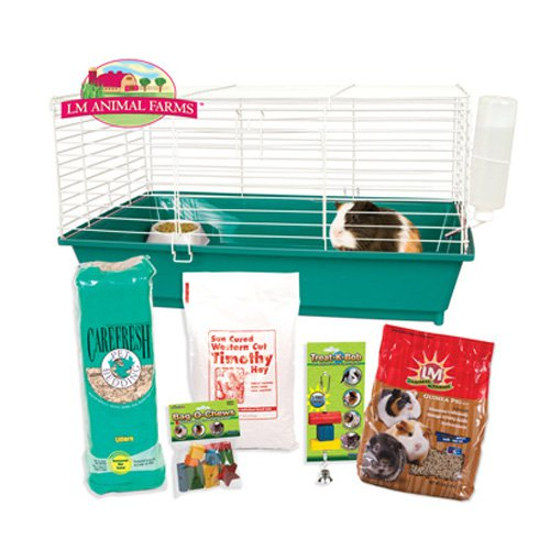 Ware LM Guinea Pig Care Kit