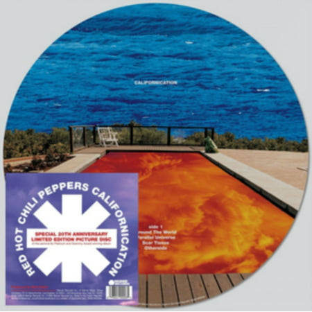 Red Hot Chili Peppers - Californication - Vinyl