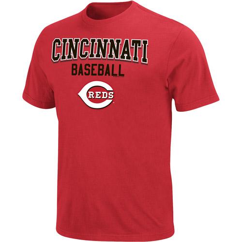 MLB Men's Cincinnati Reds  Team Tee