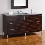 James Martin Metropolitan 60 in. Single Bathroom Vanity